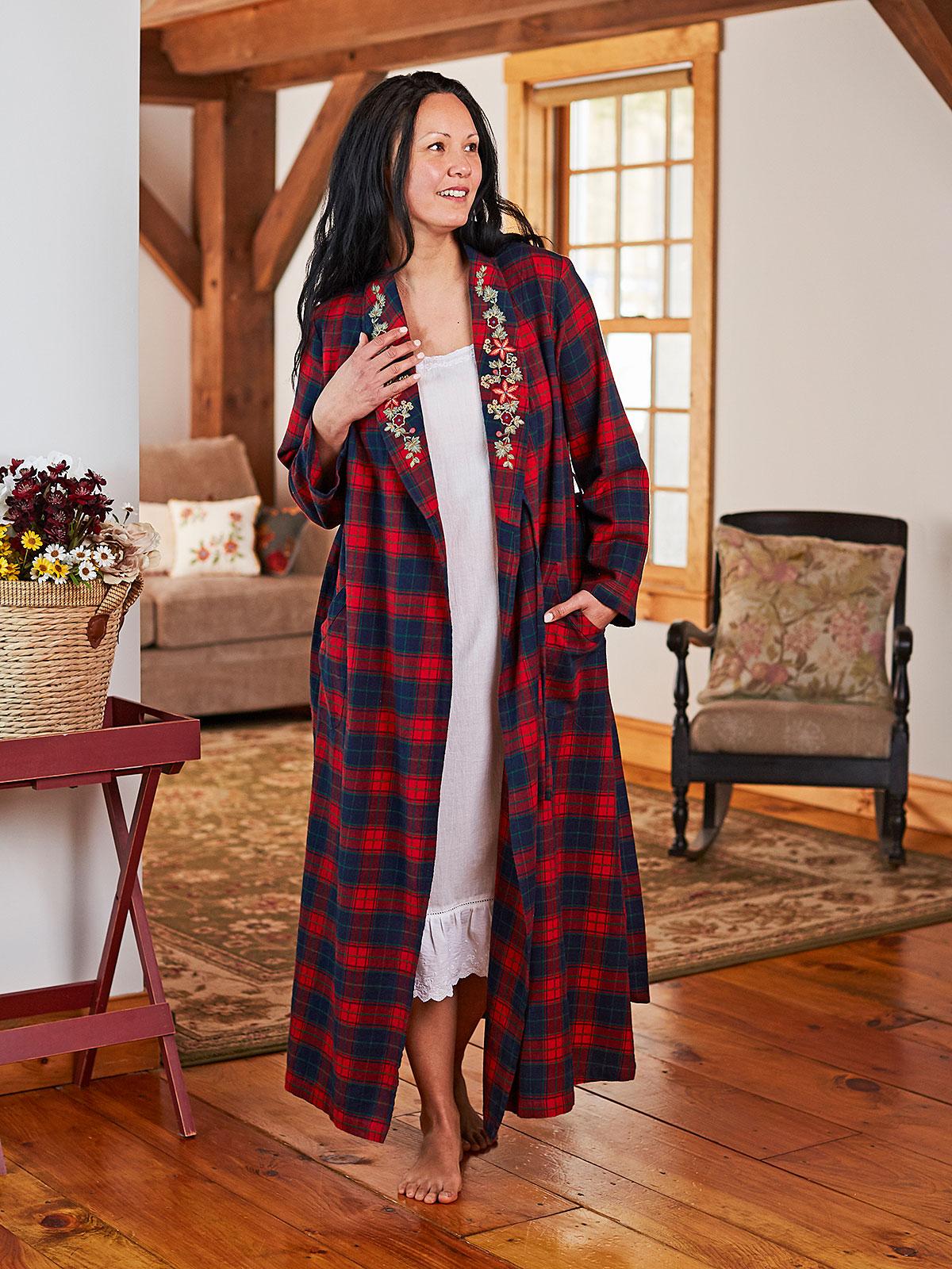 Carmichael Dressing Gown