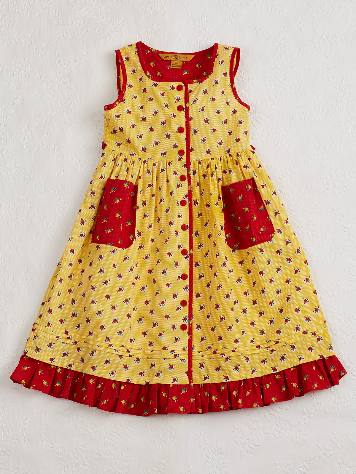 Honey Flower Girls Dress