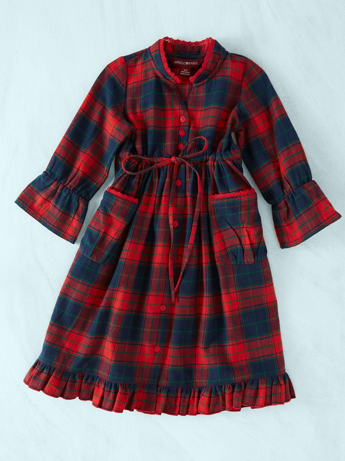Carmichael Girls Dress