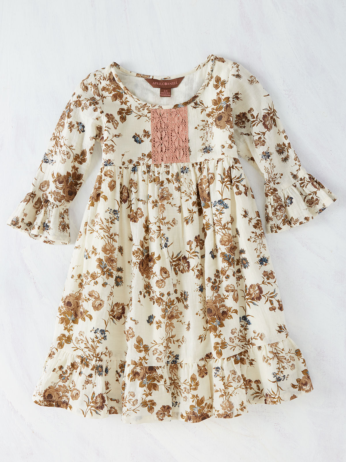Annalouise Girls Dress