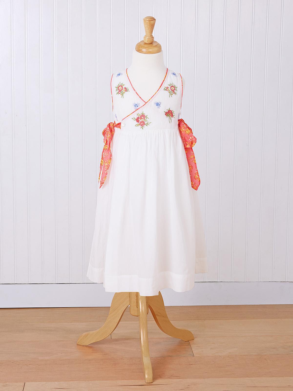Picnic Girls Dress