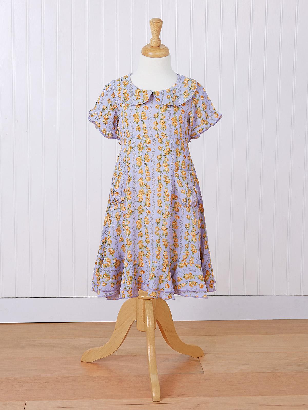 Brittany Girls Dress