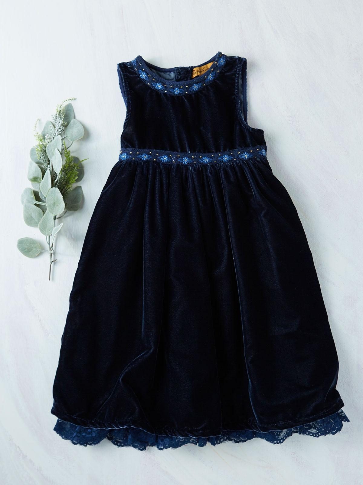 Jewel Girls Dress