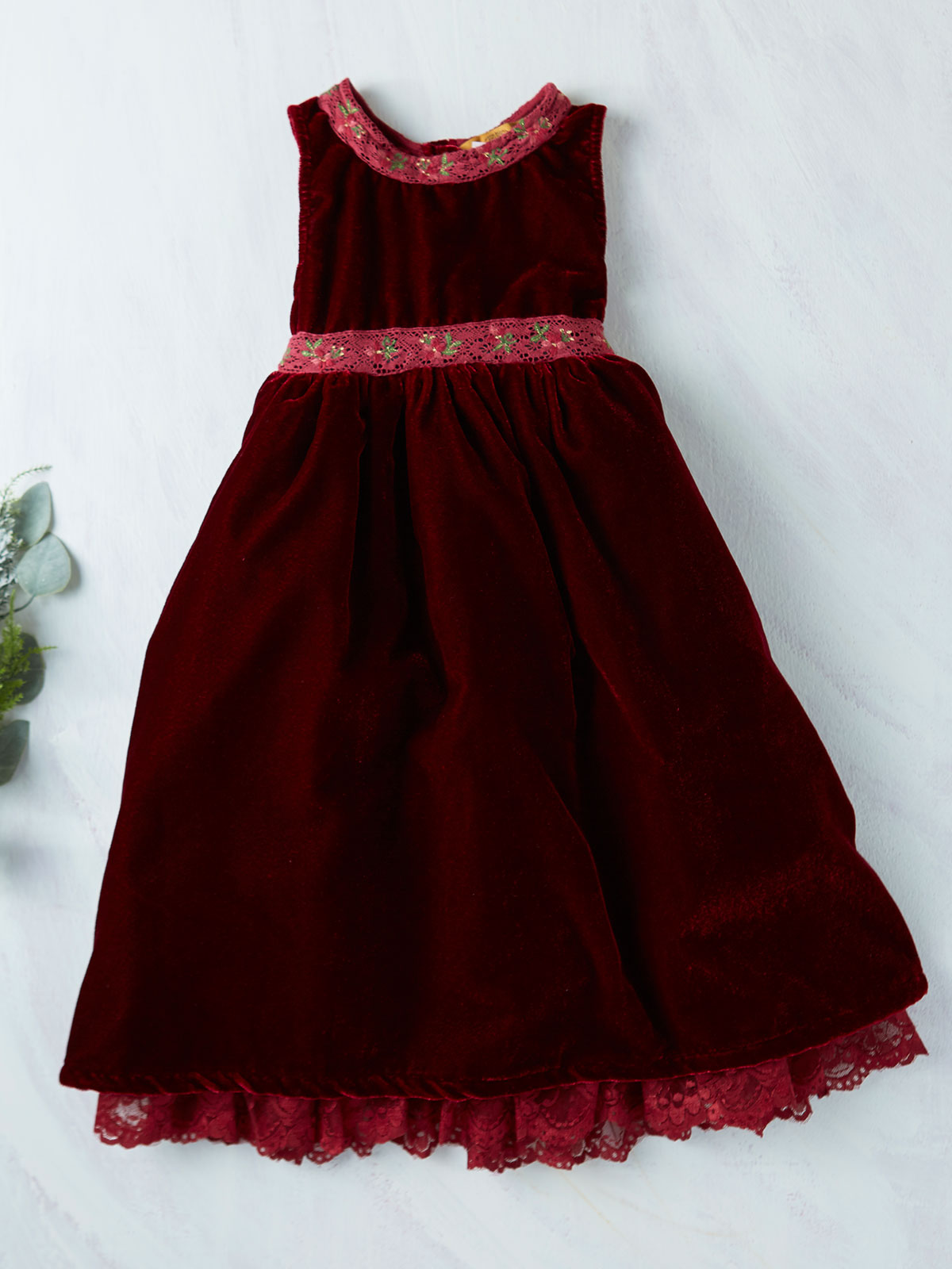 Jewel Girls Dress