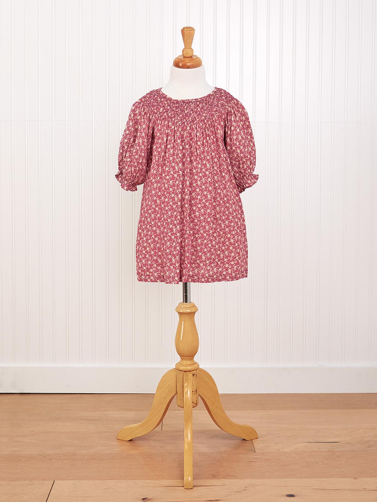 Willa Rose Girls Dress