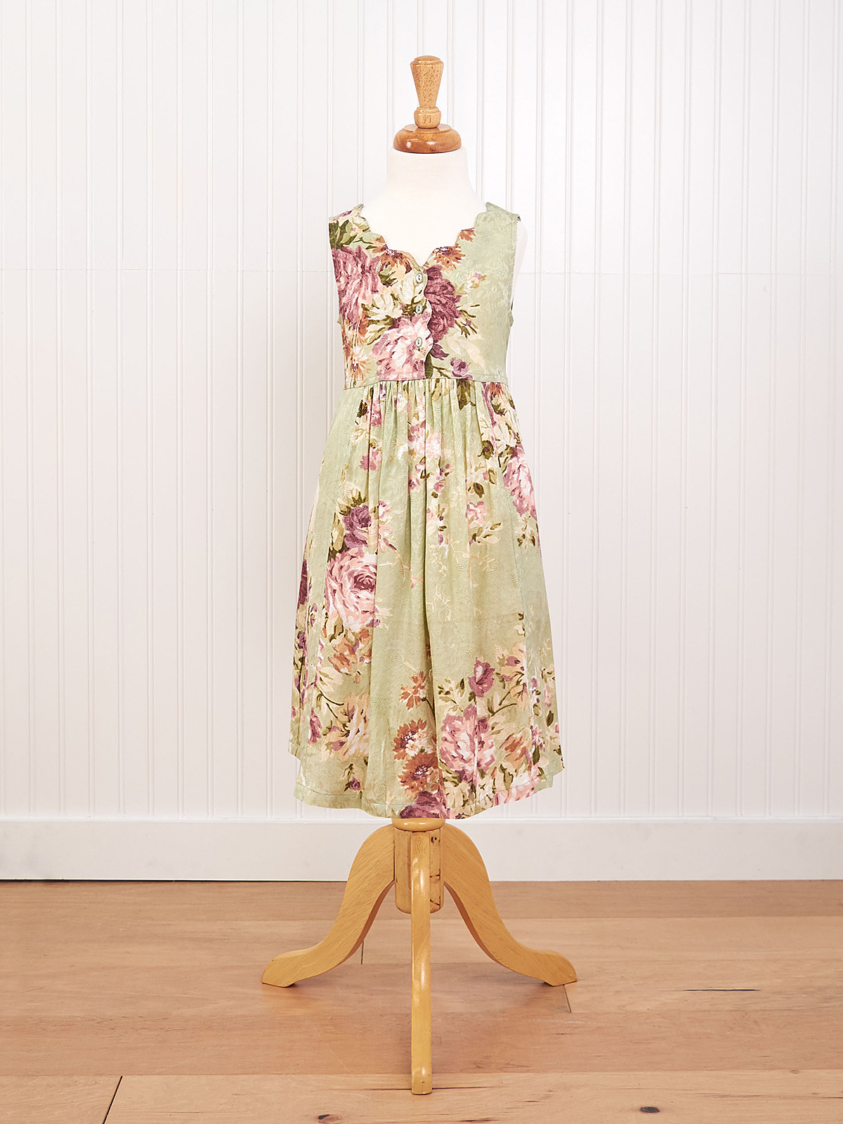 Carolina Girls Dress