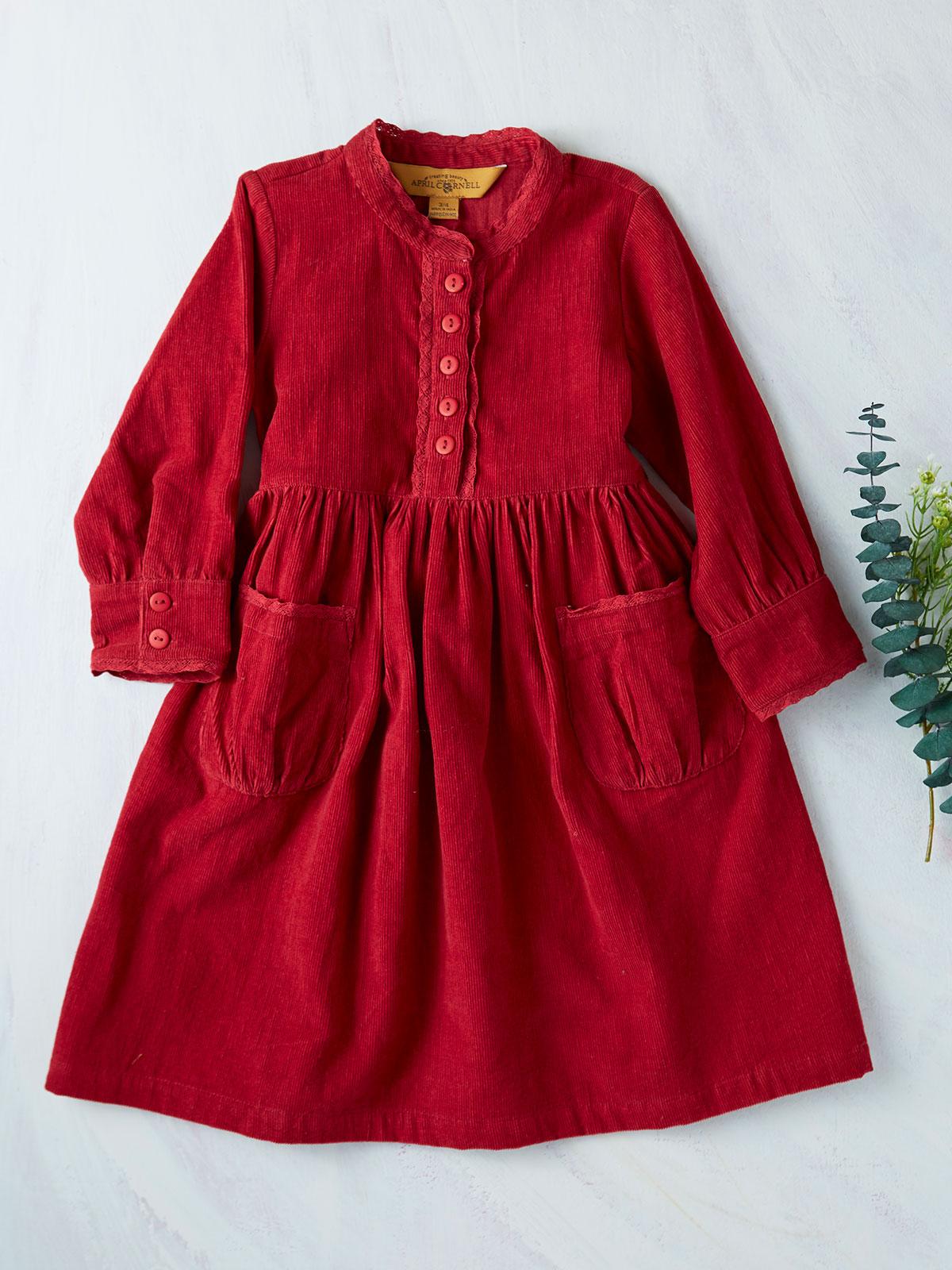 Clara Girls Dress
