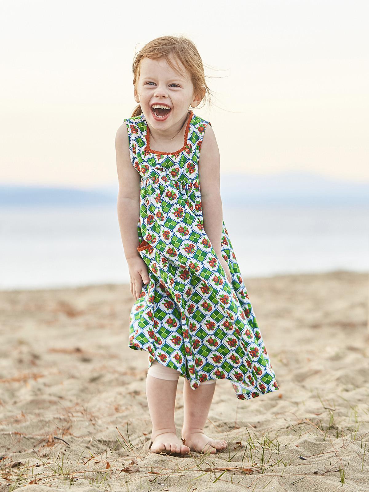 Mabel Girls Dress