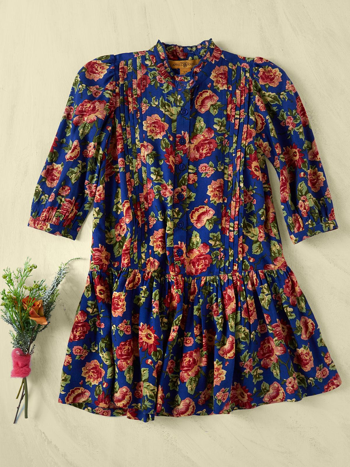 Sweet Flower Girls Dress