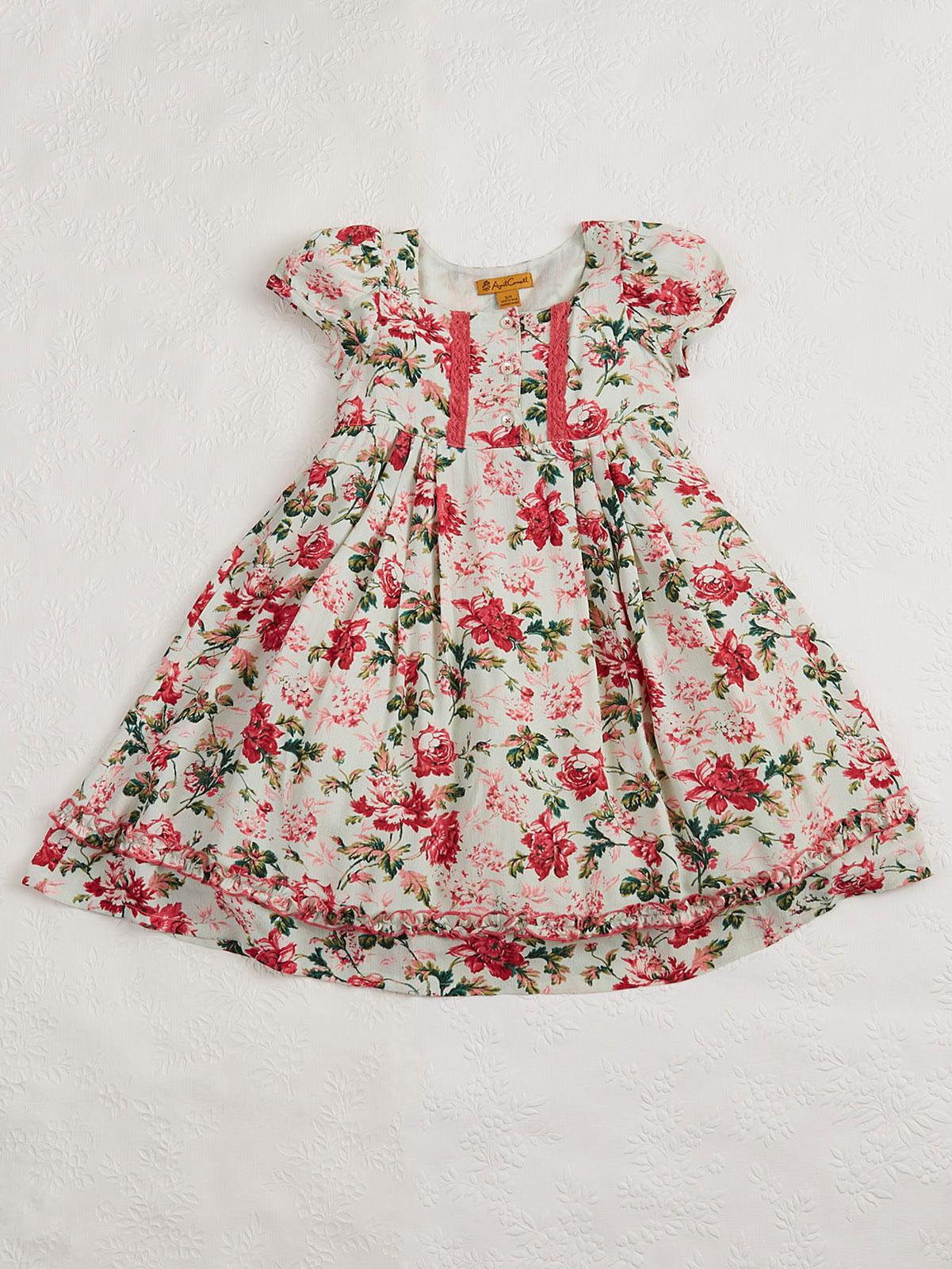 Greta's Garden Girls Dress