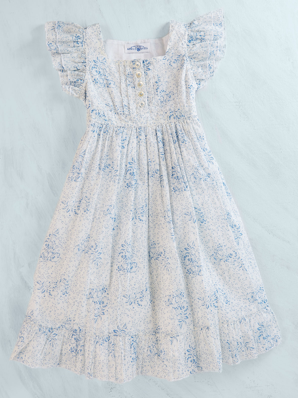 Poetry Girls Dress