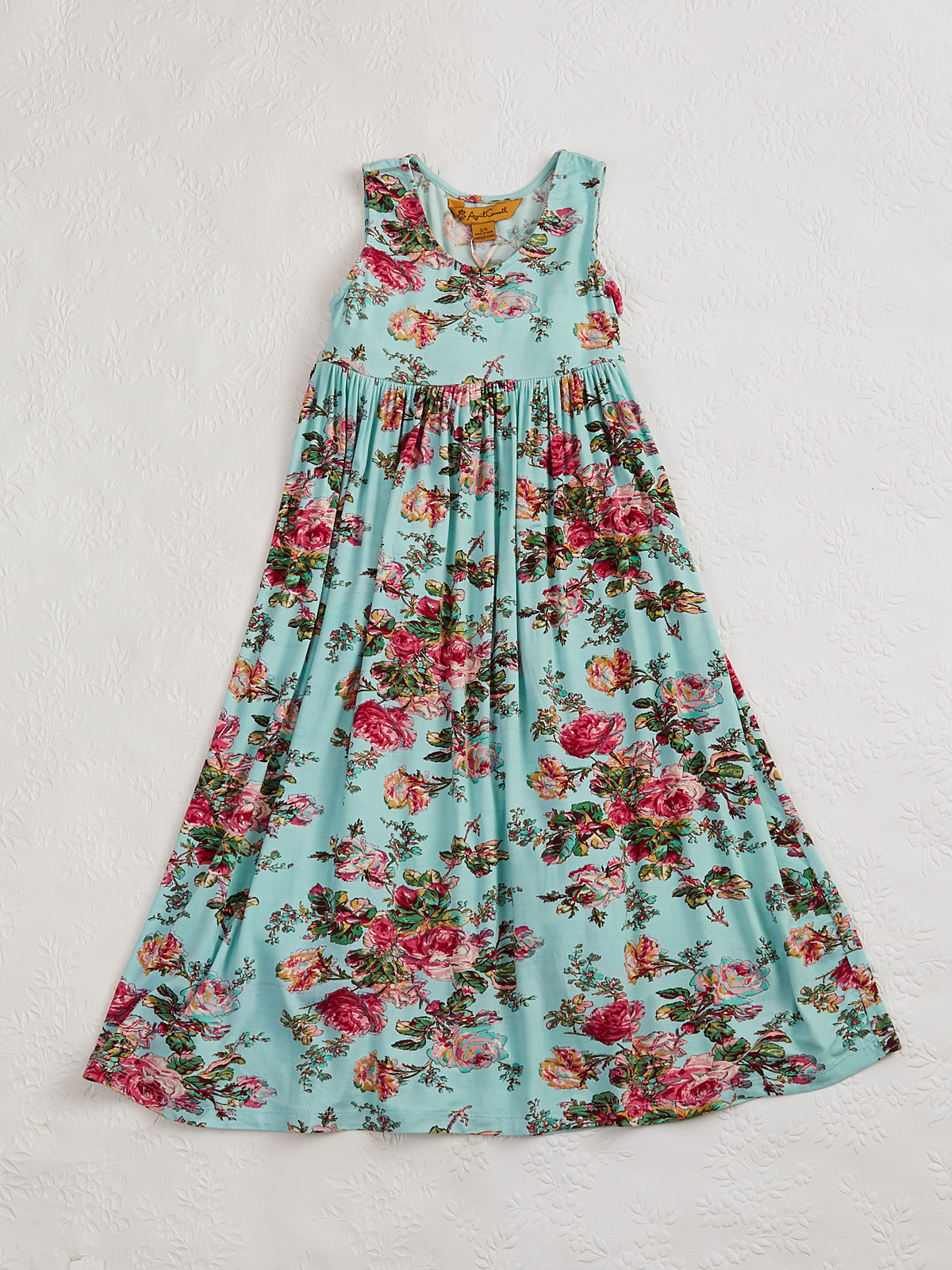 California Rose Girls Dress
