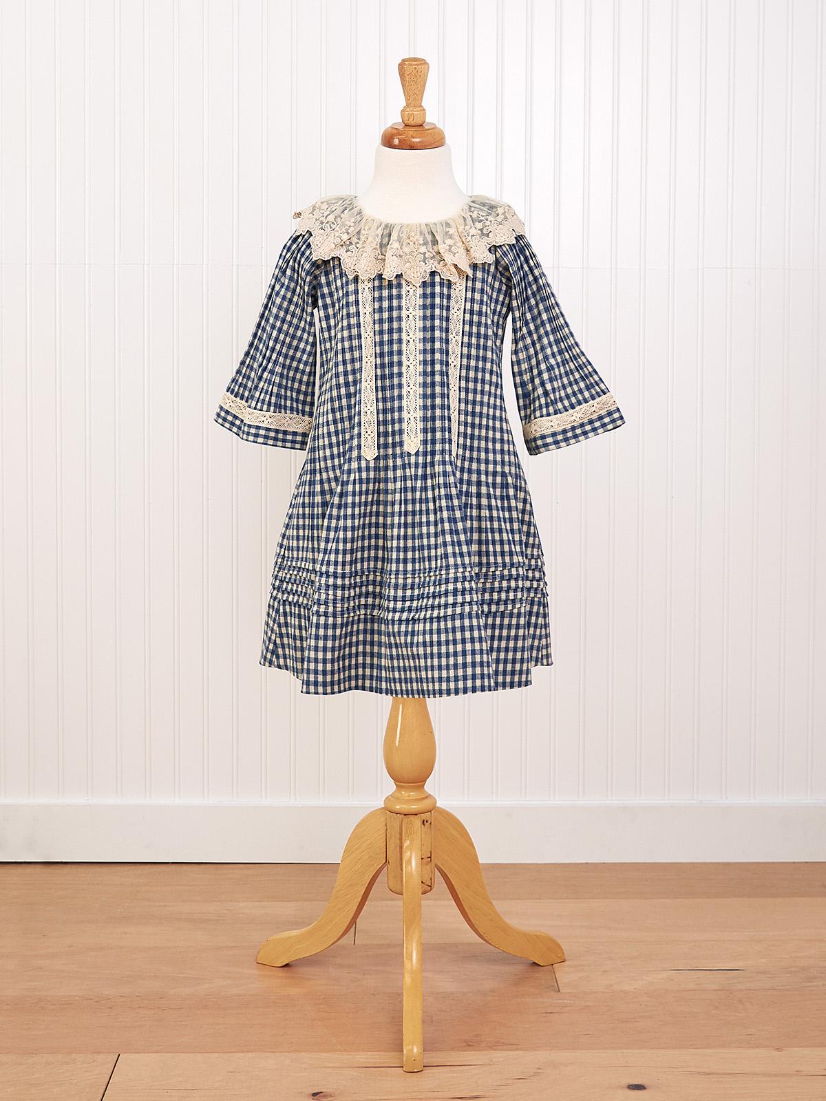 Tanya Lace Girls Dress