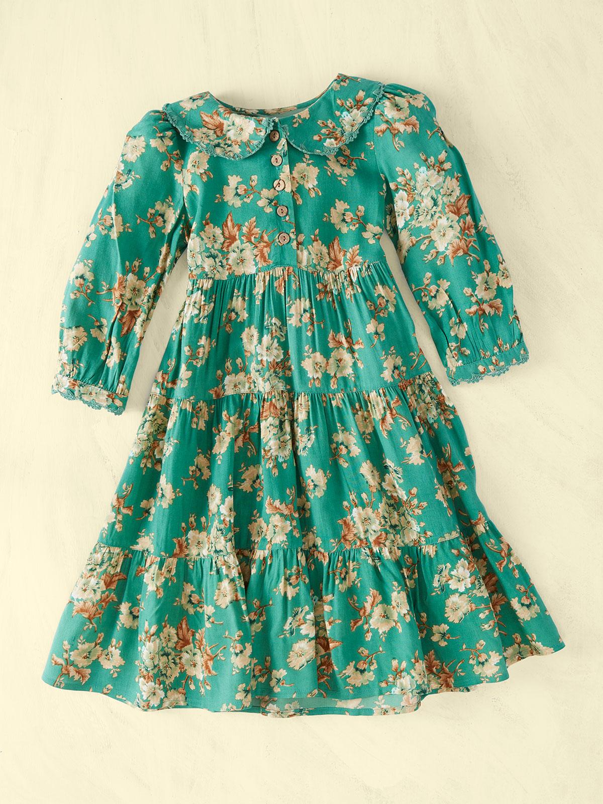 Anna Girls Dress