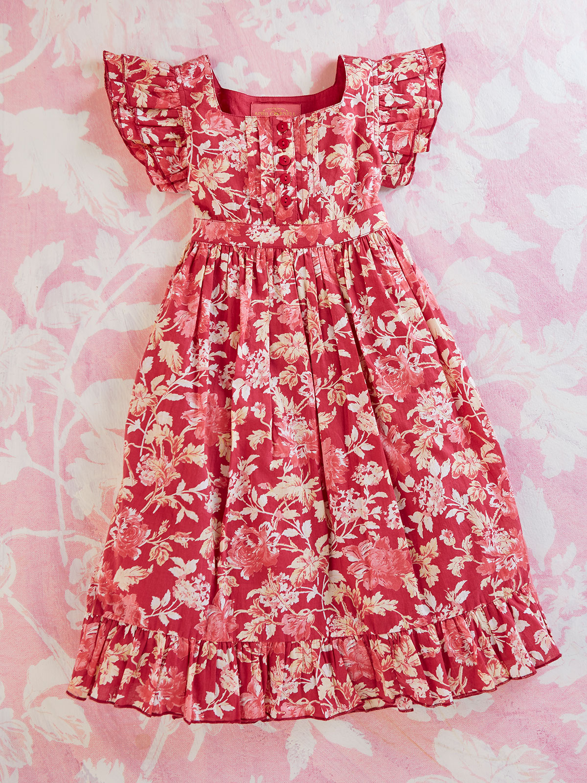 Flora Girls Dress