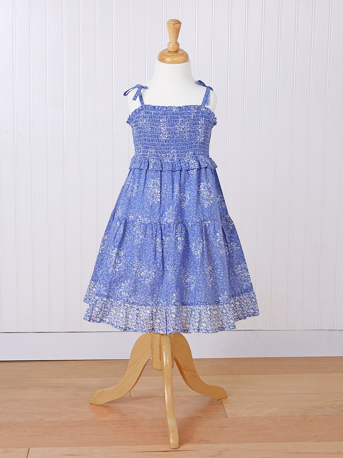 Poetry Girls Dress