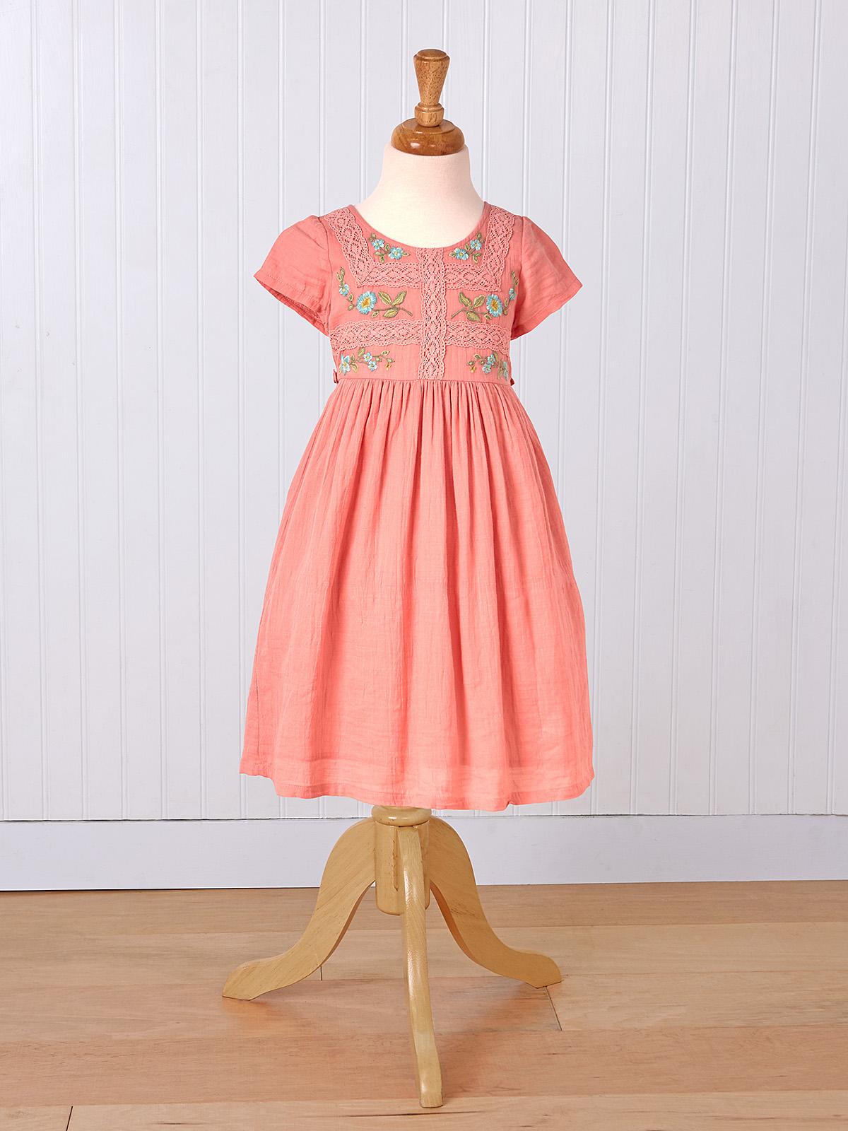 Rosa Girls Dress