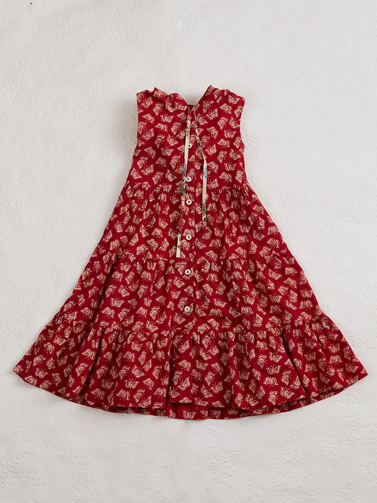 Papillion Girls Dress