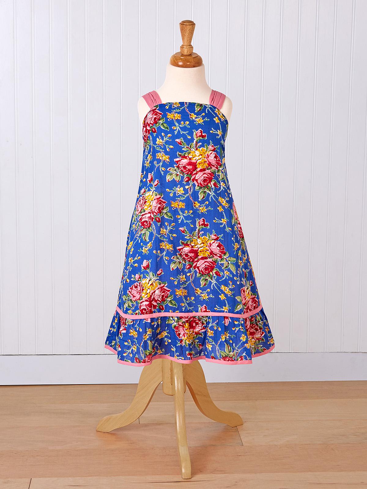 Viola Rose Girls Dress