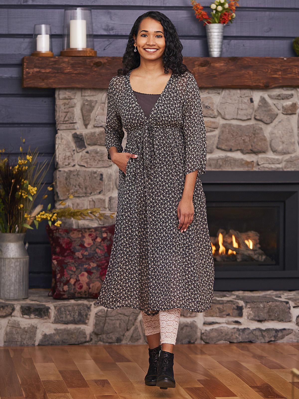Winifred Drawstring Dress