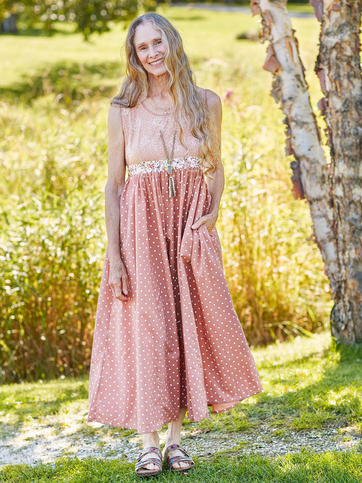 Teresa Long Dress