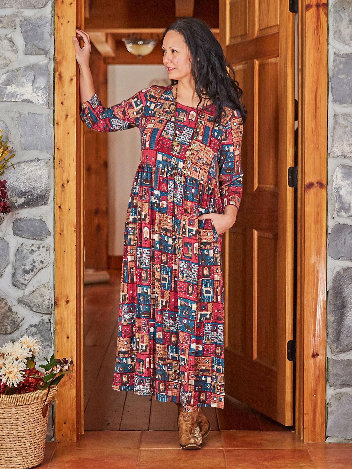 Parlour Jersey Dress