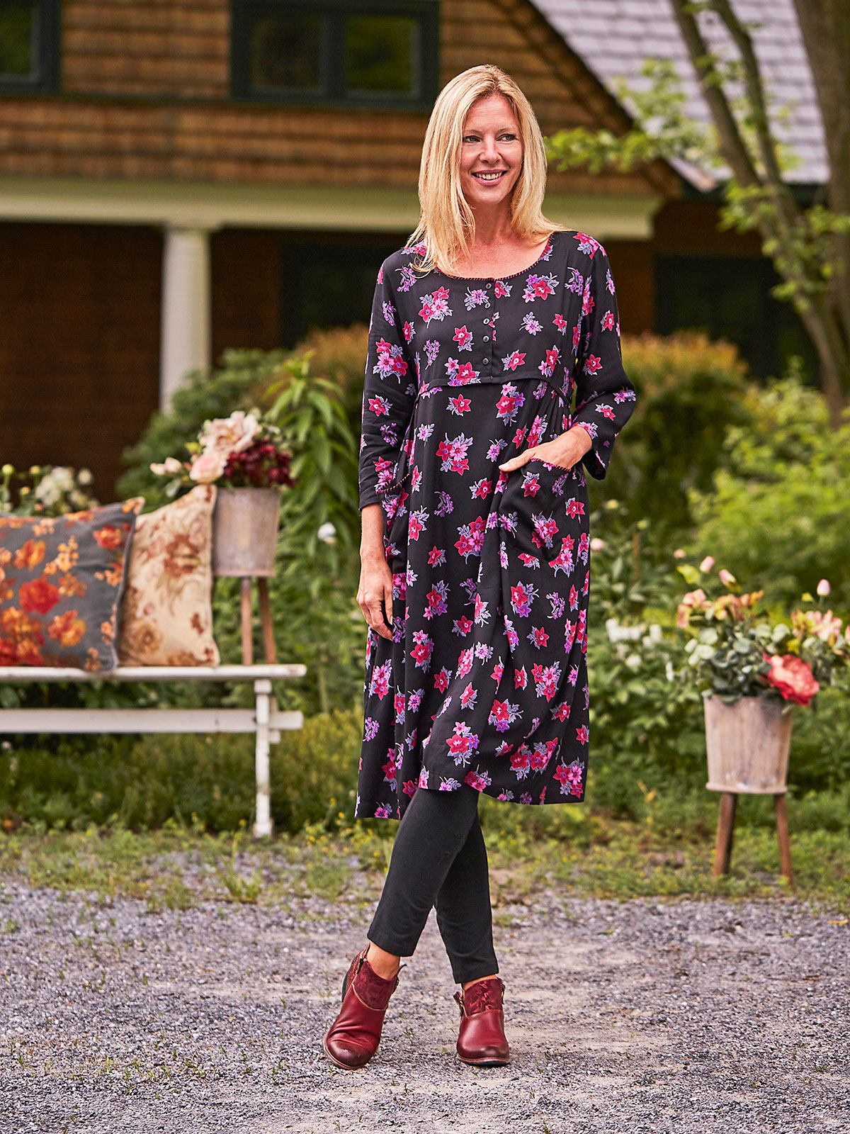 Prairie Flower Dress