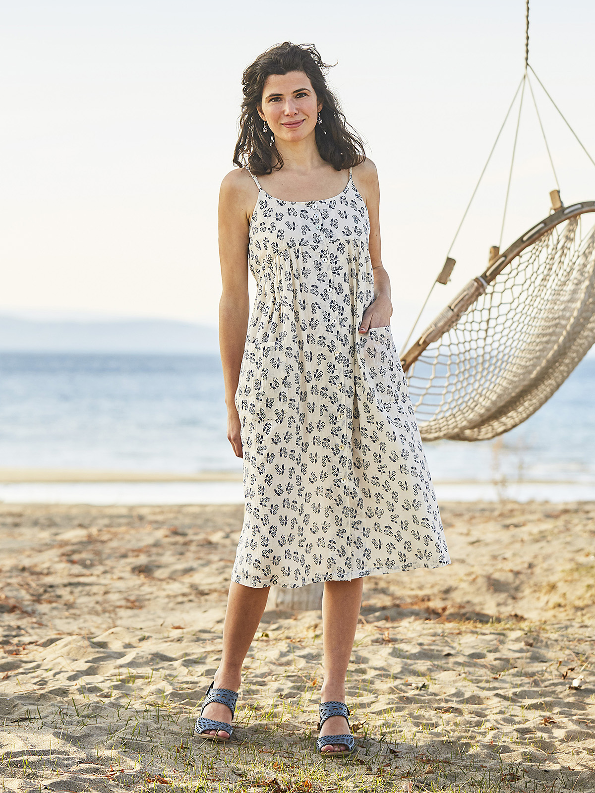 Lazy Daisy Sundress