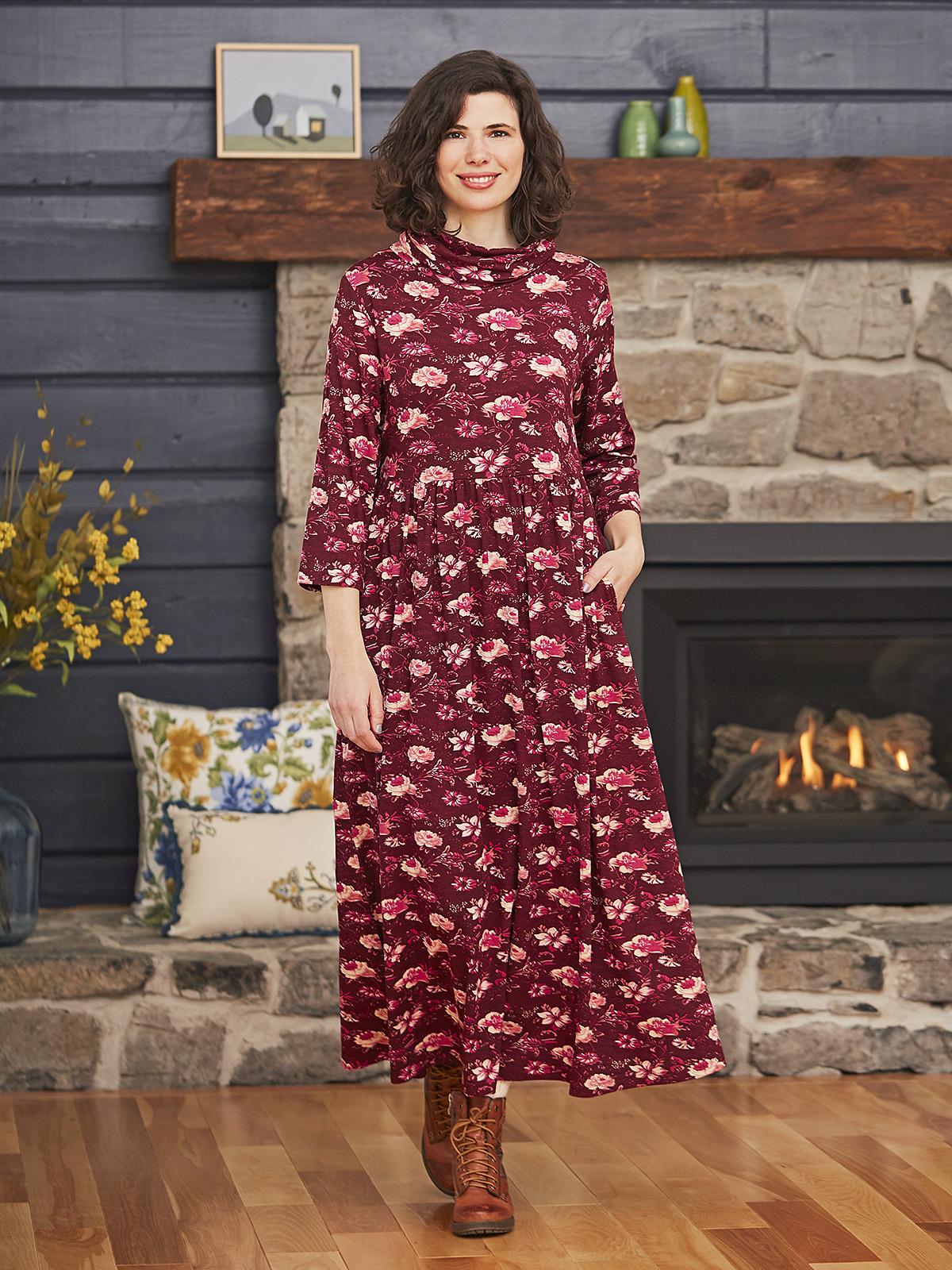 Virginia Jersey Dress