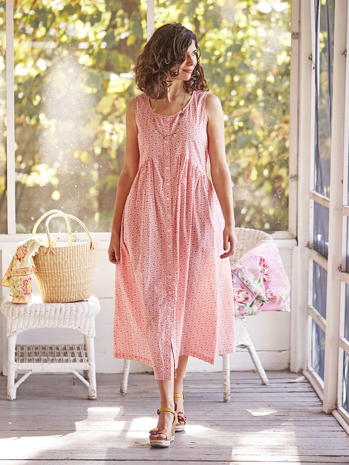 Forget Me Not Sundress