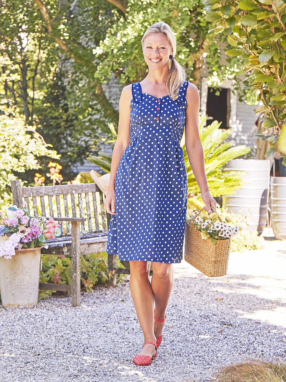 Betty Dots Dress