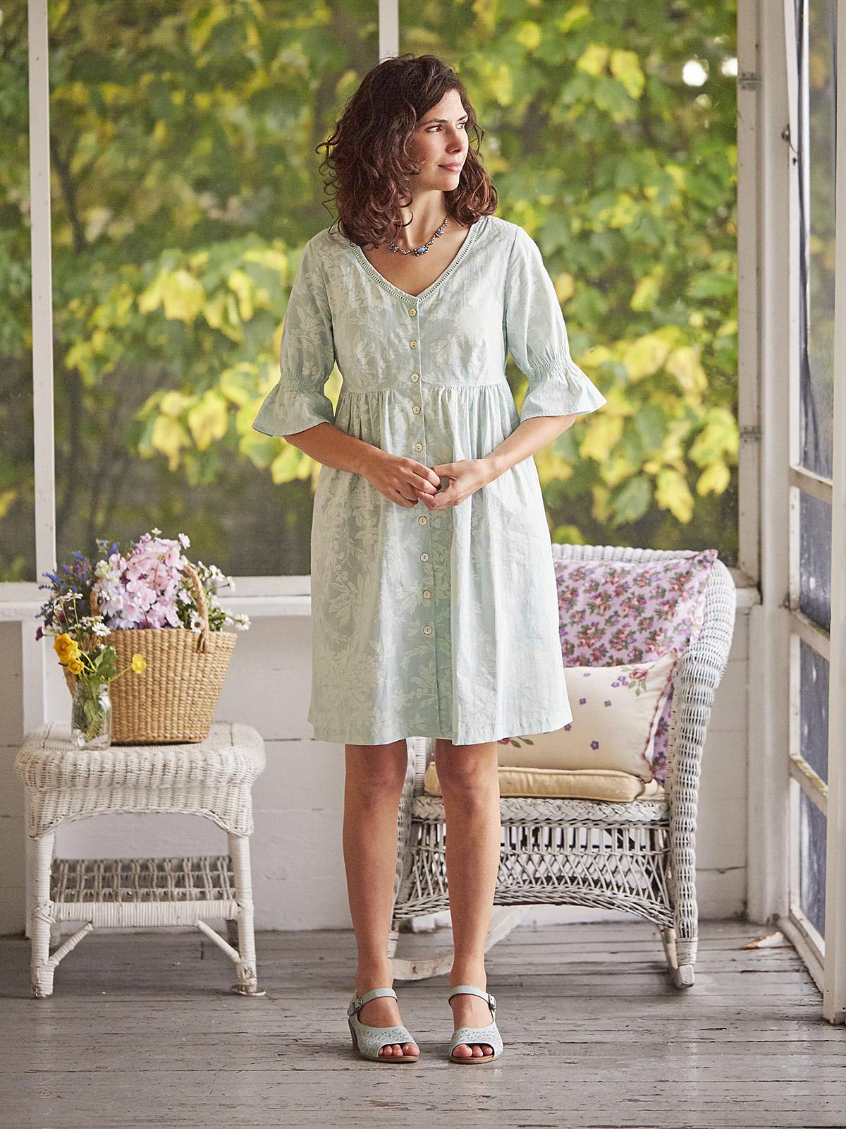 Aquamarine Short Dress