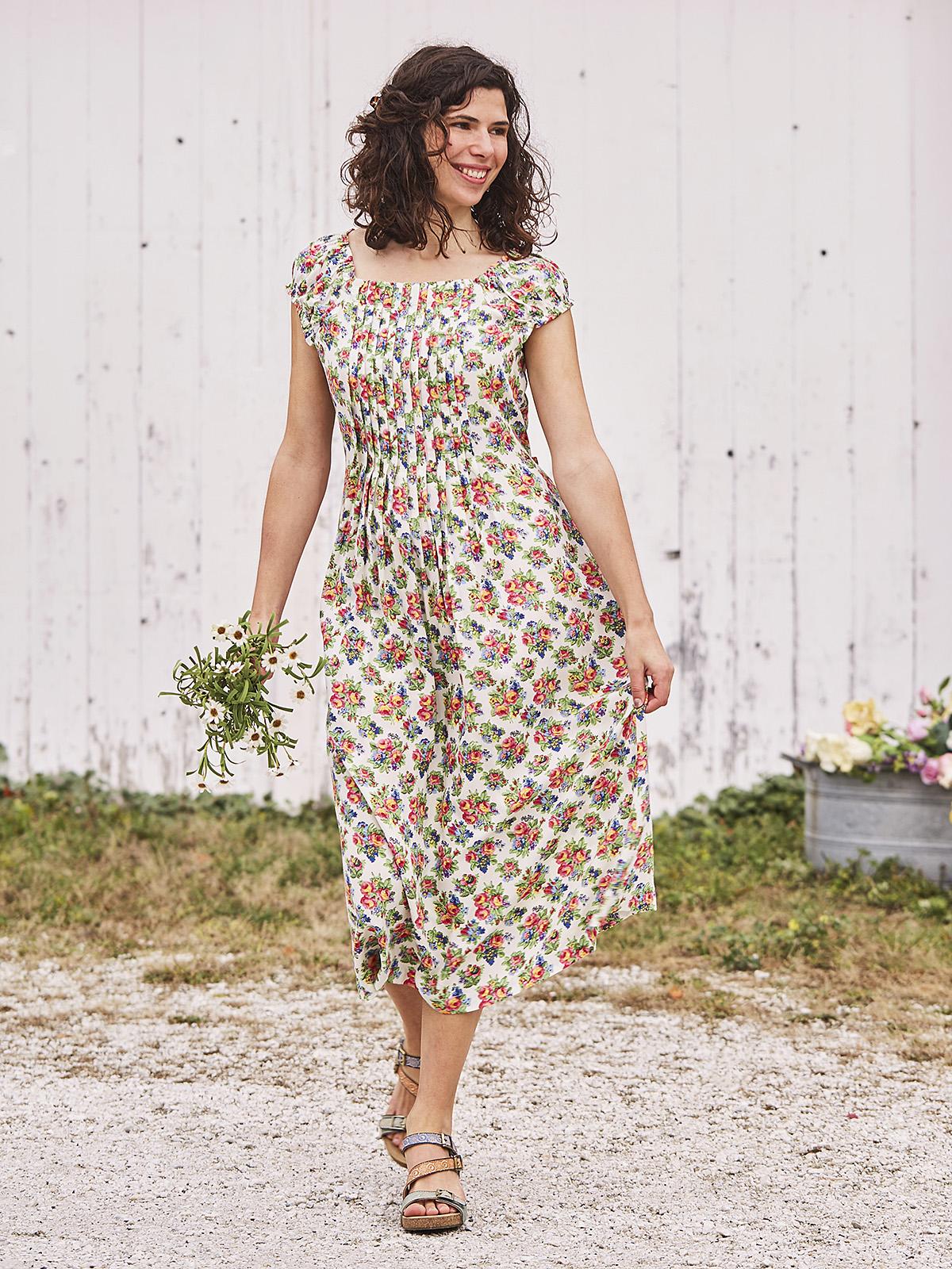 Elizabeth's Garden Dress