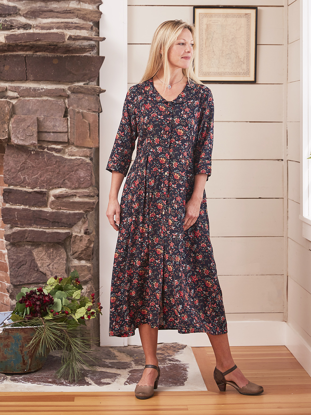 Dusk Bloom Dress