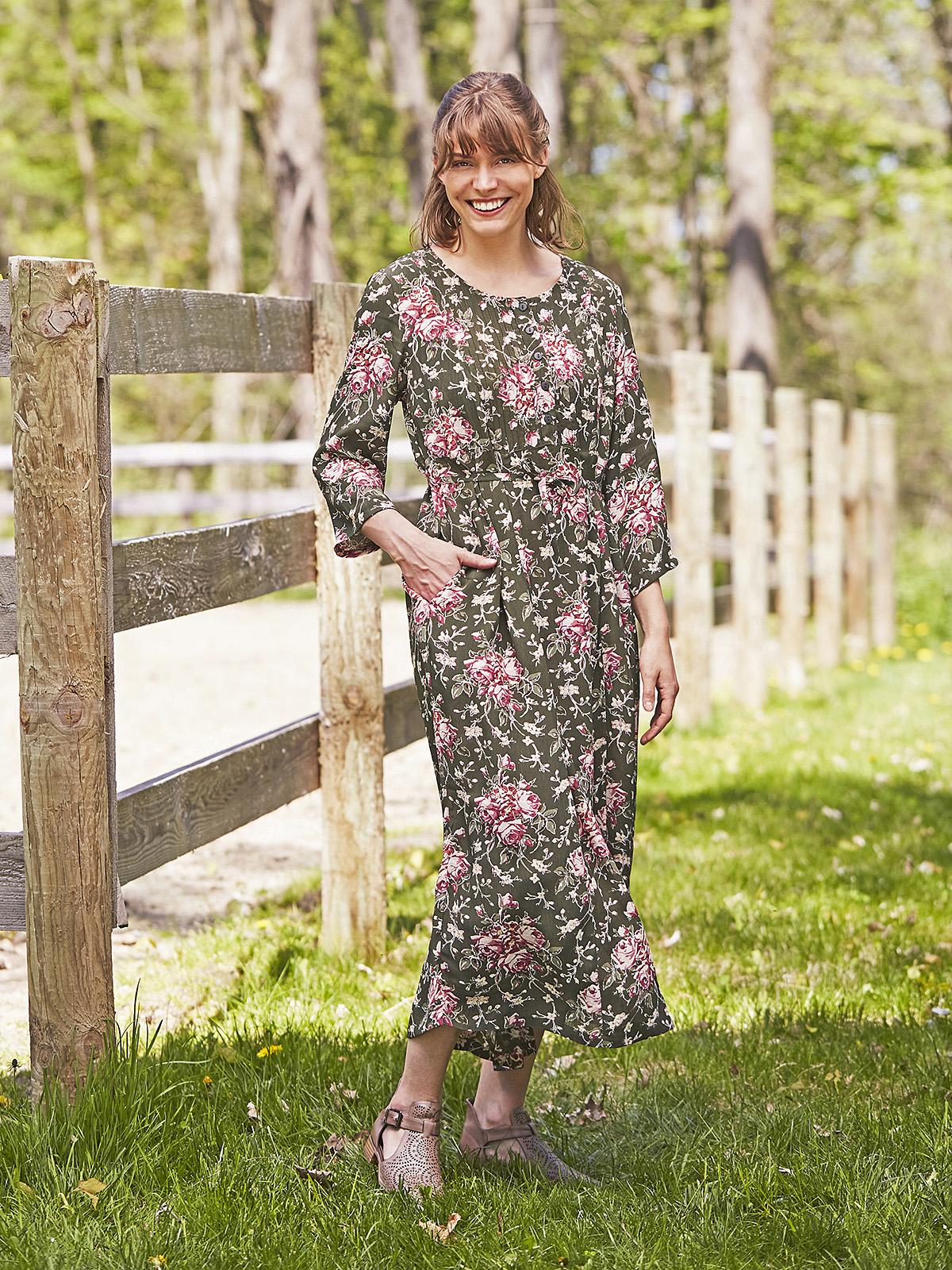 Viola Rose Dress