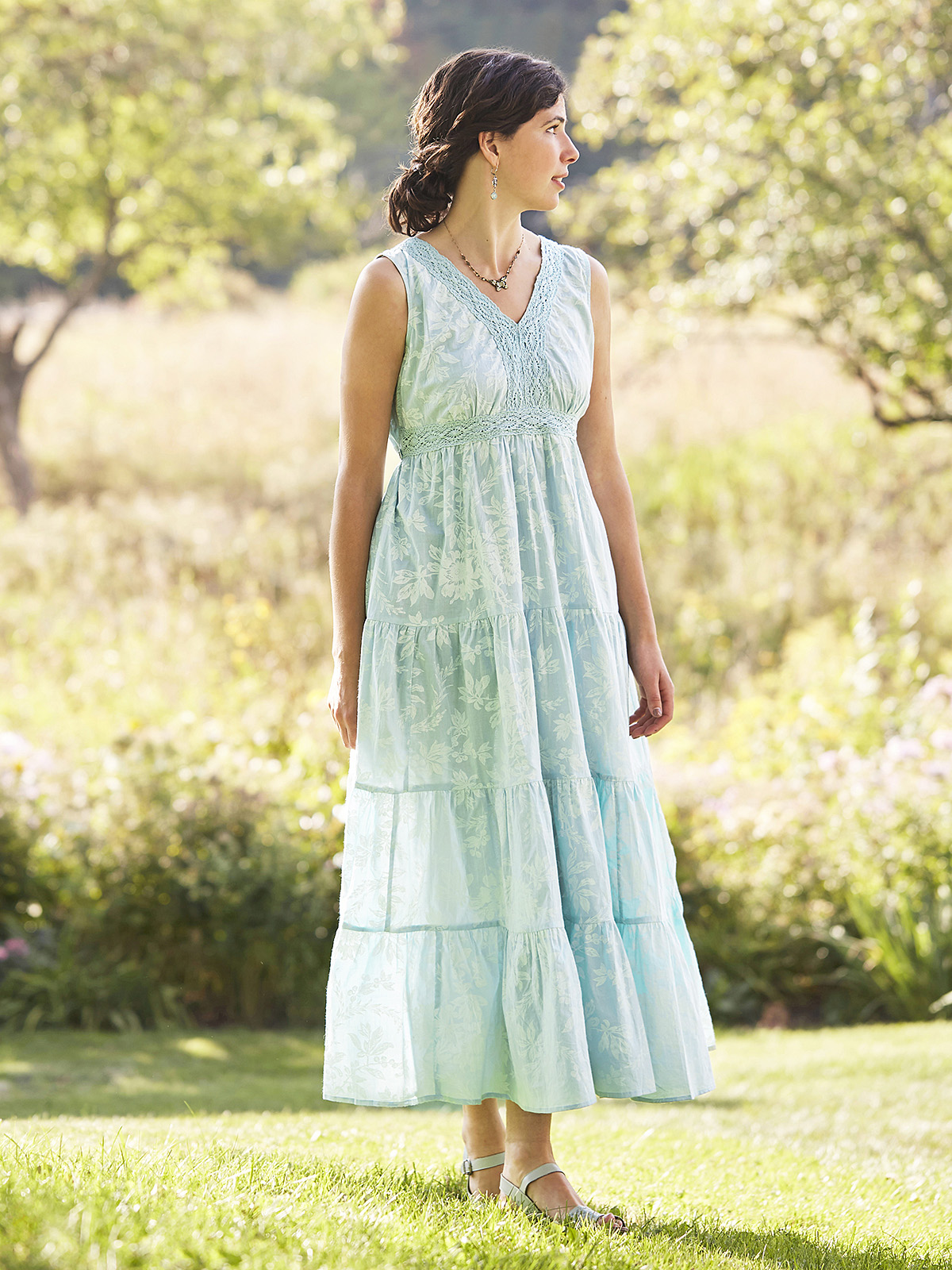 Aquamarine Hostess Dress