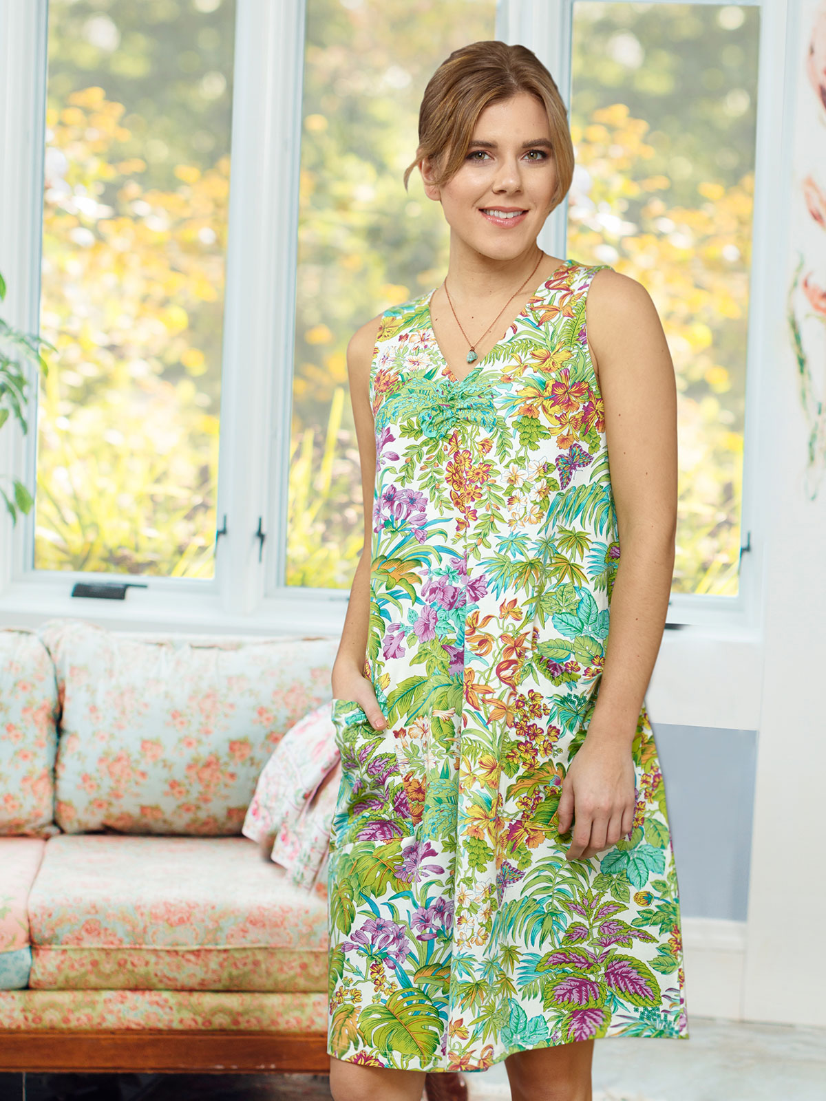 Forest Dress