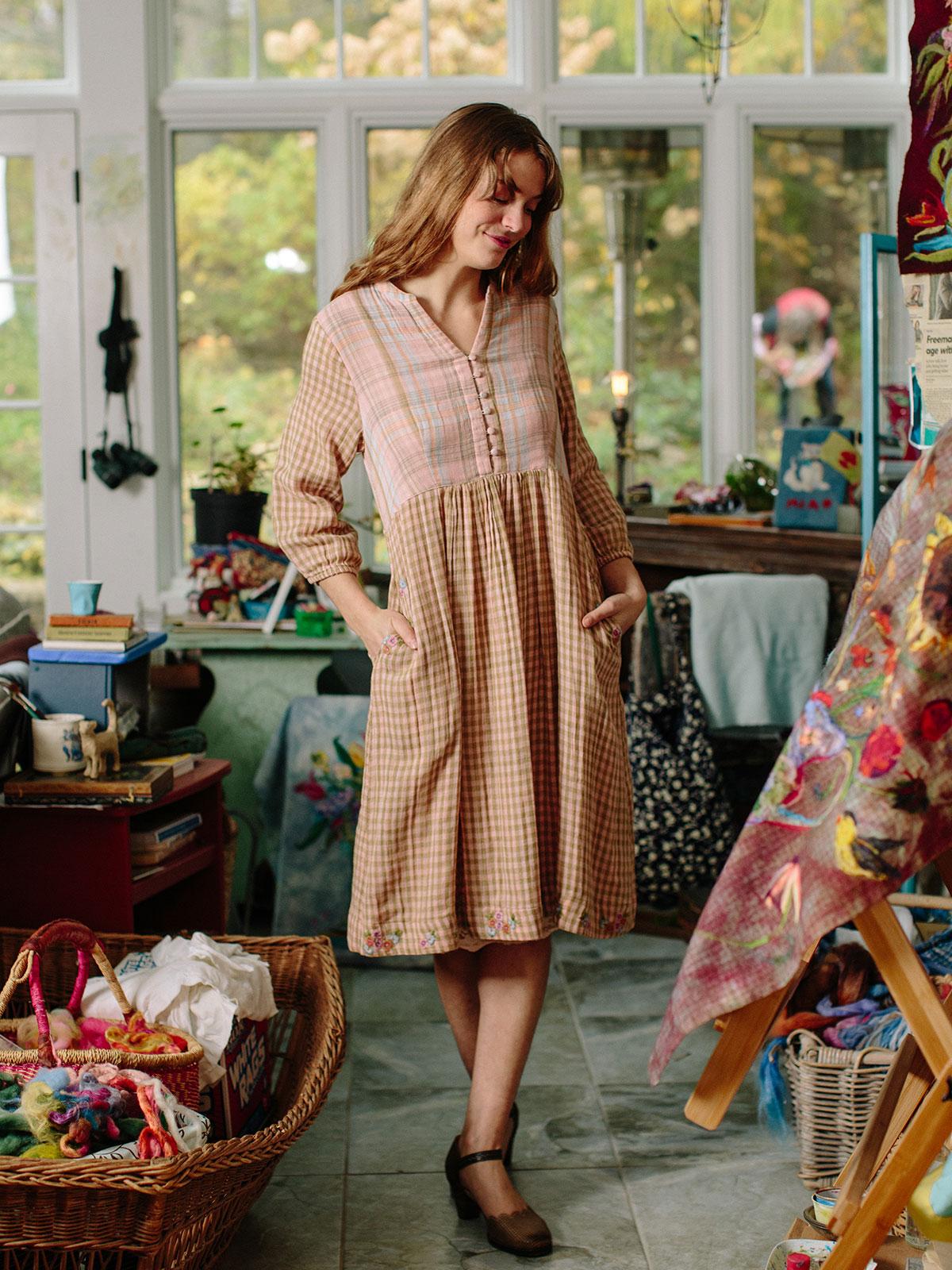 Cottage Cousin Dress