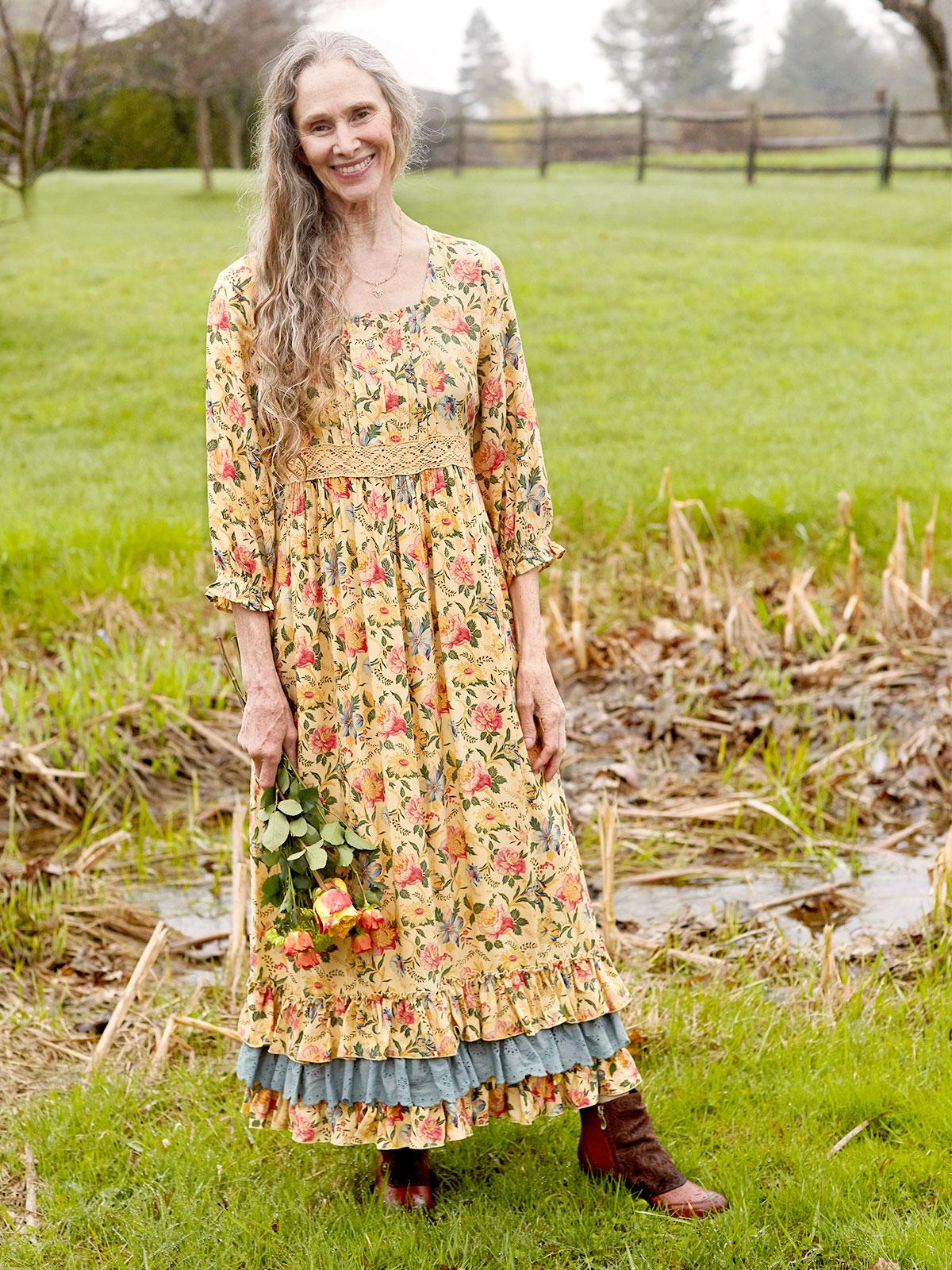 Virginia Prairie Dress