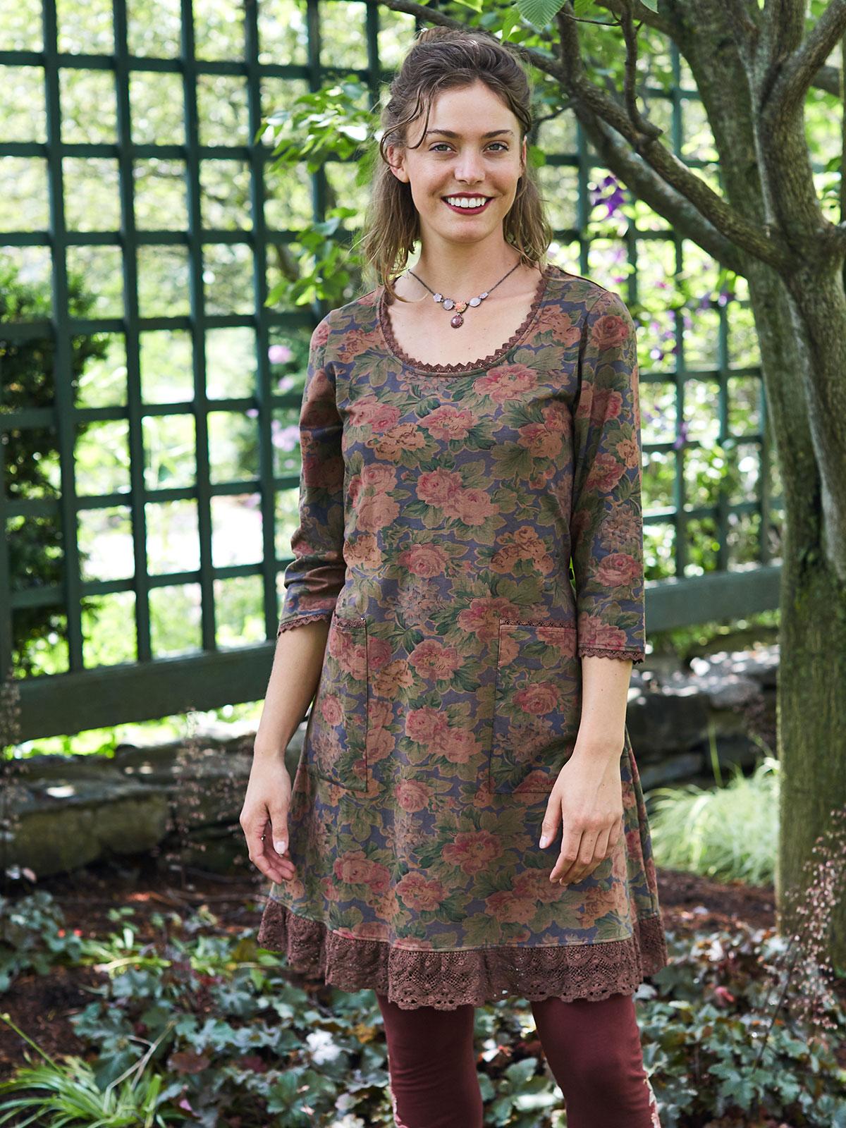 Carolina Tunic Dress