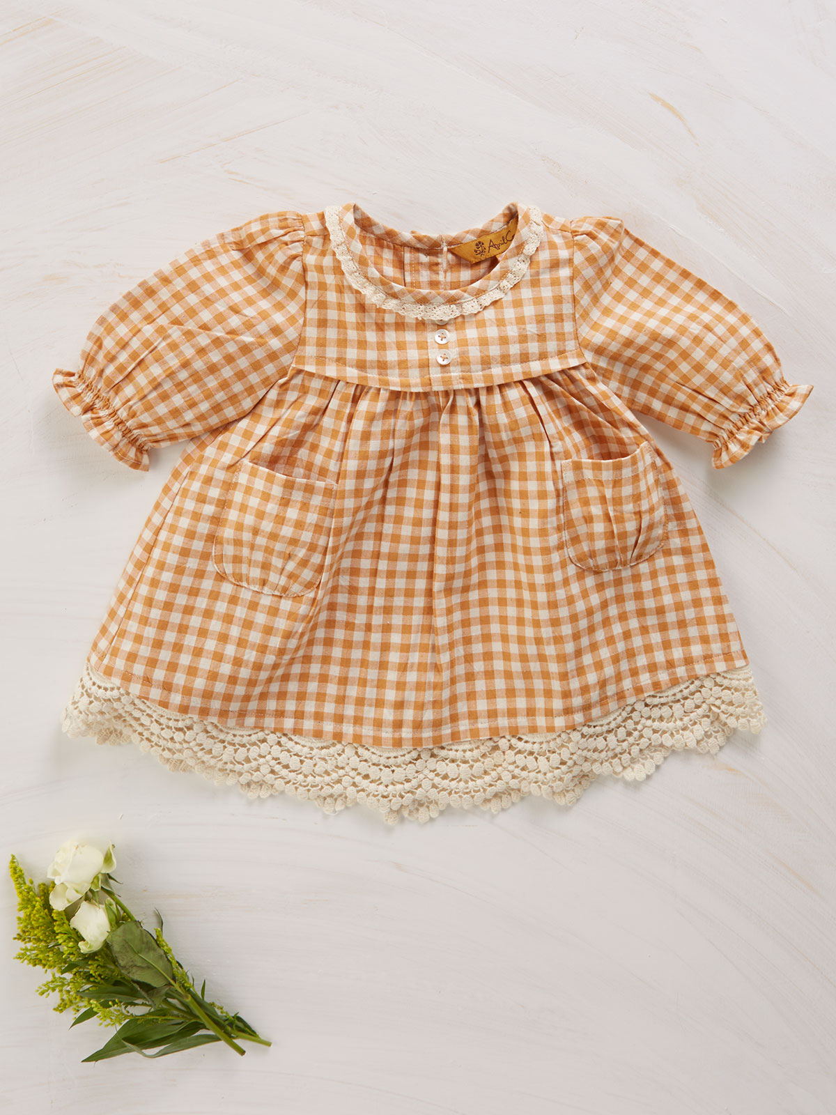 Sweet Tea Baby Dress