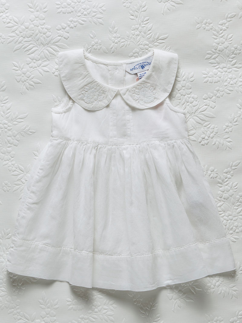 Purity Baby Dress