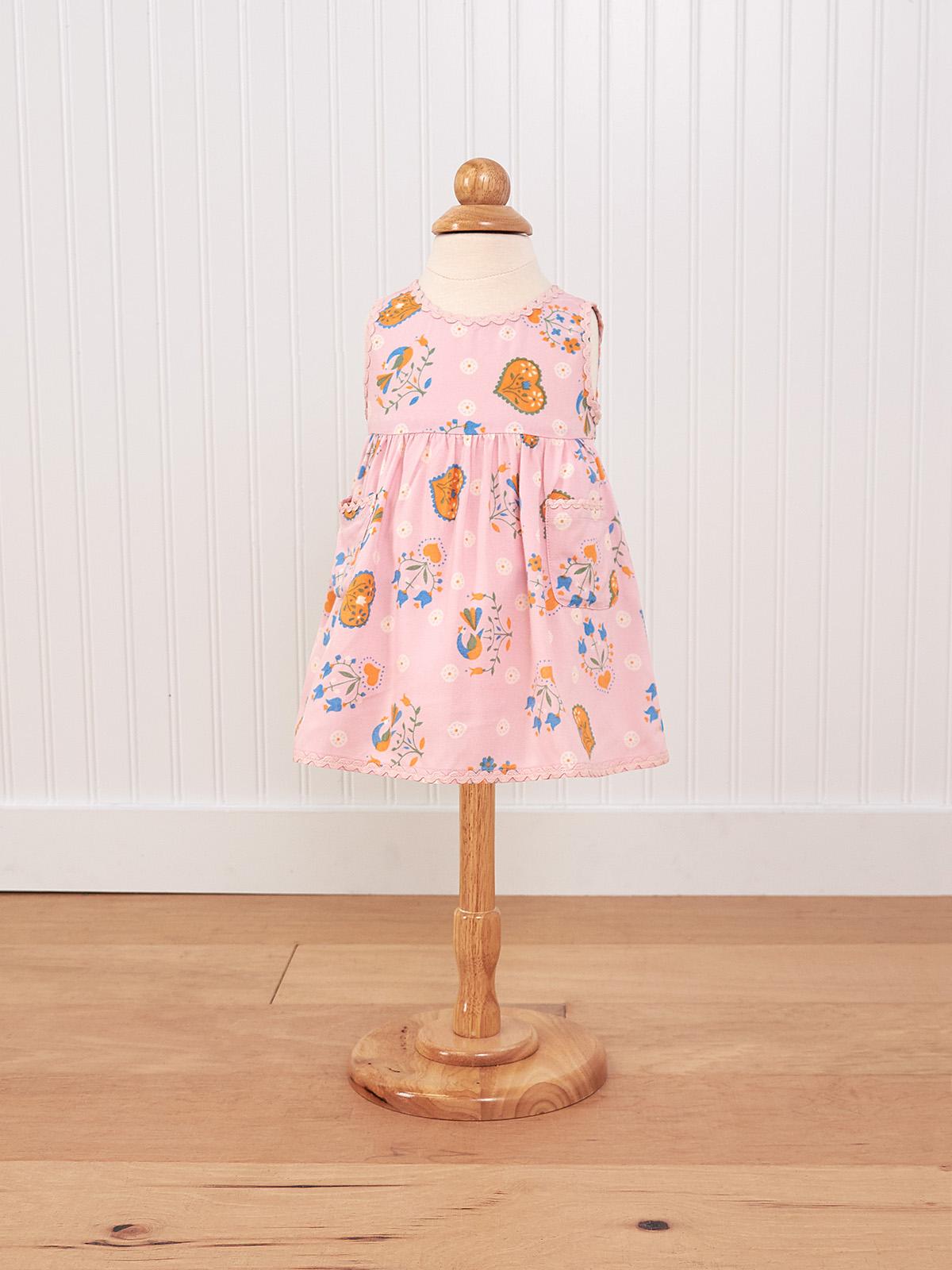 Folklore Baby Dress
