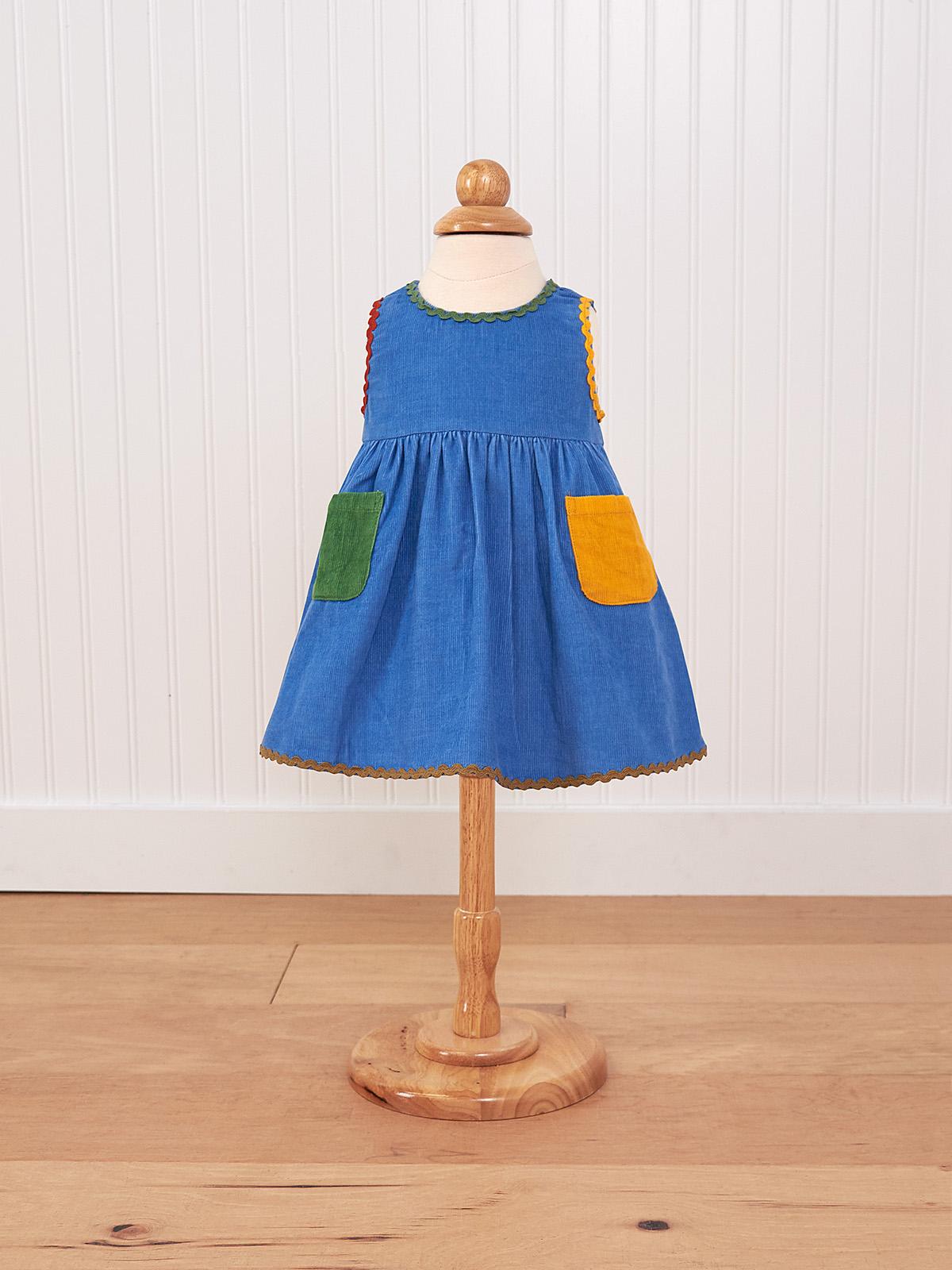 Back to School Baby Dress