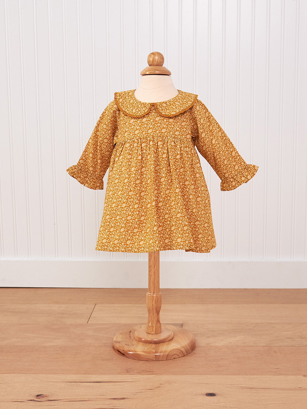 Forget Me Not Baby Dress