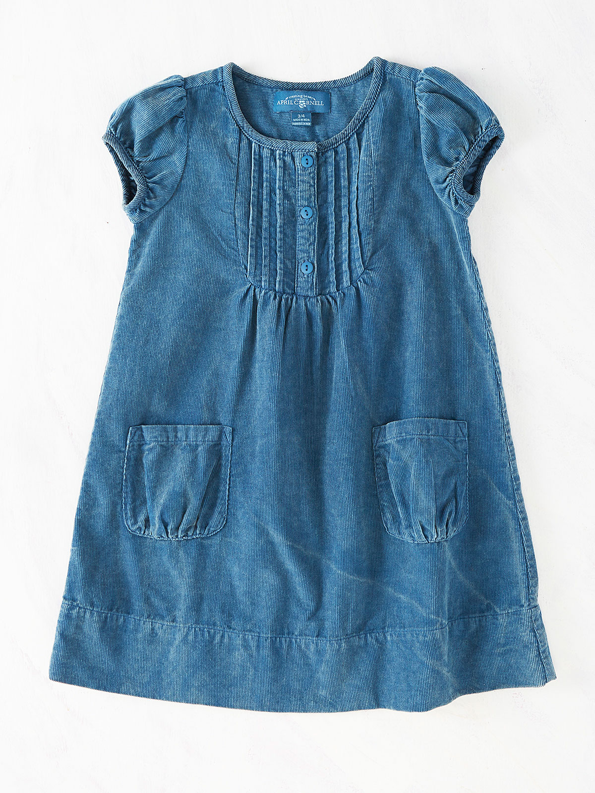 Playtime Corduroy Young Lady Dress