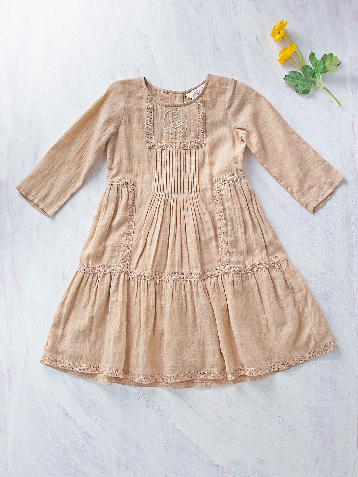 Beth Young Lady Dress