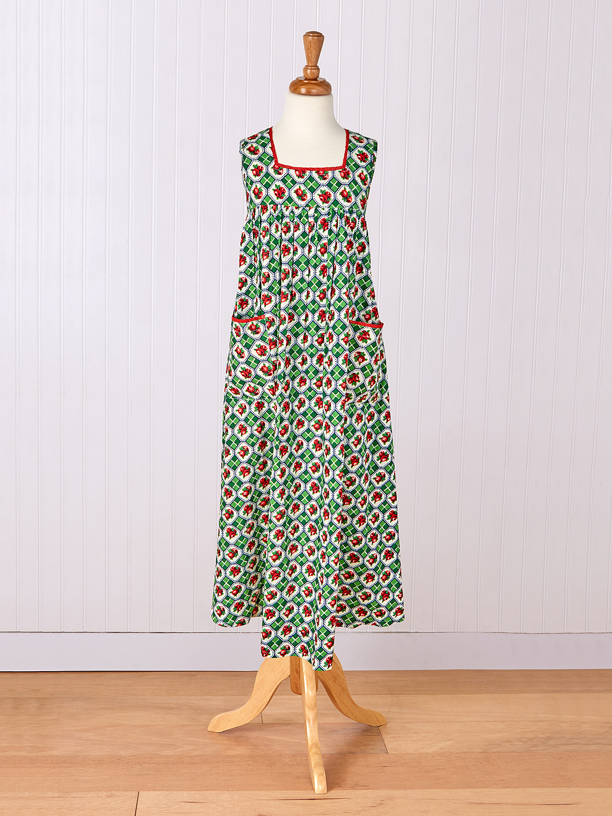 Mabel Young Lady Dress