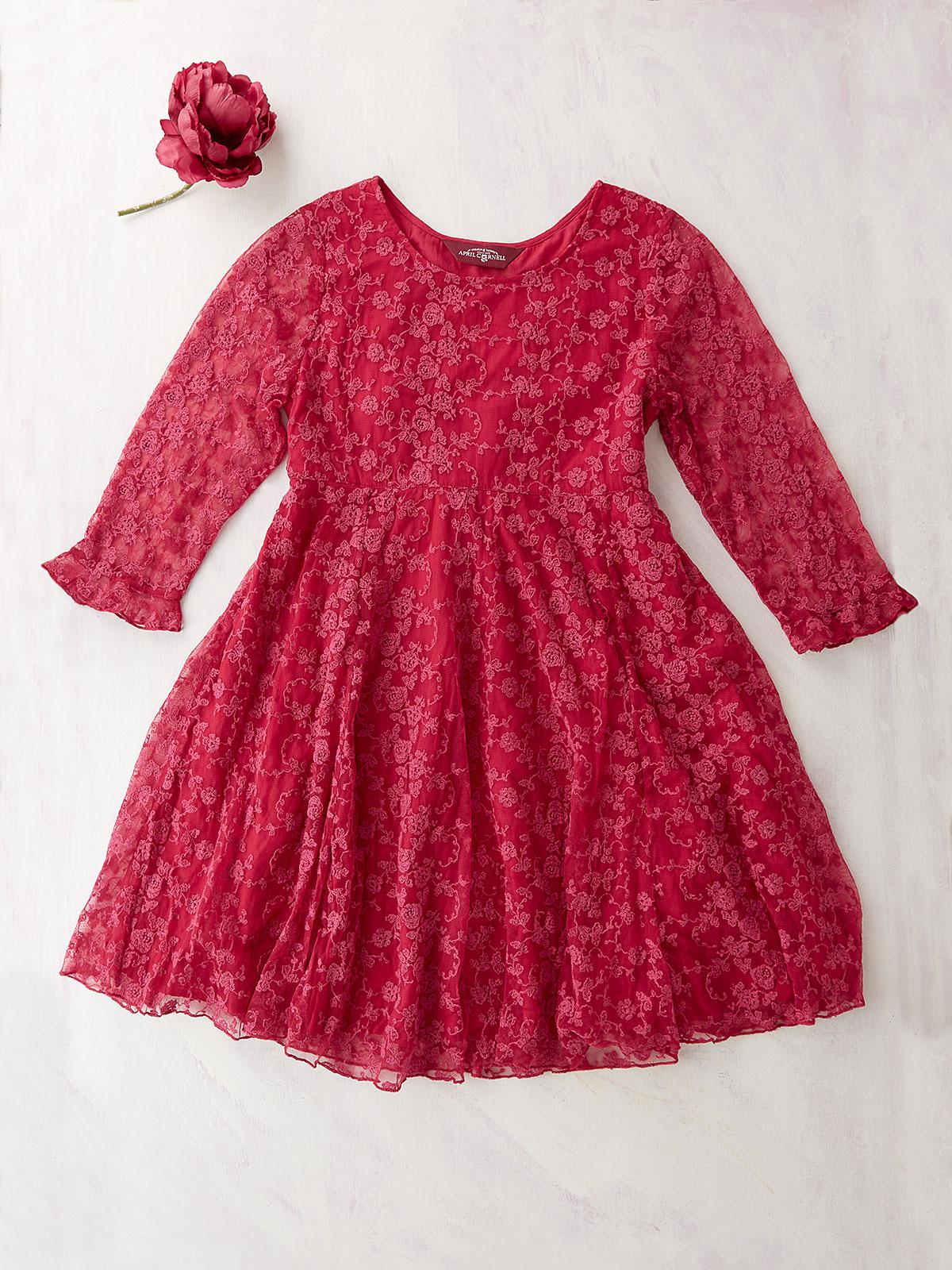 Sugarplum Young Lady Dress