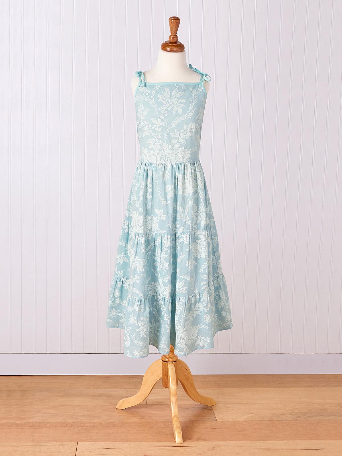 Aquamarine Young Lady Dress